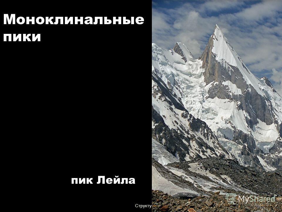 Структурка геологам-2014-л 2 65 Моноклинальные пики пик Лейла