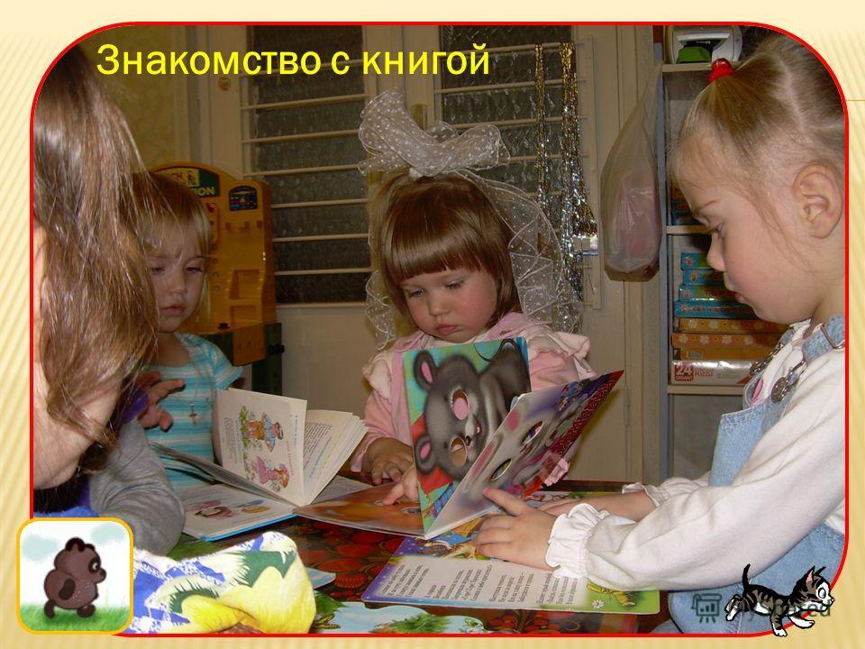 Знакомство с книгой
