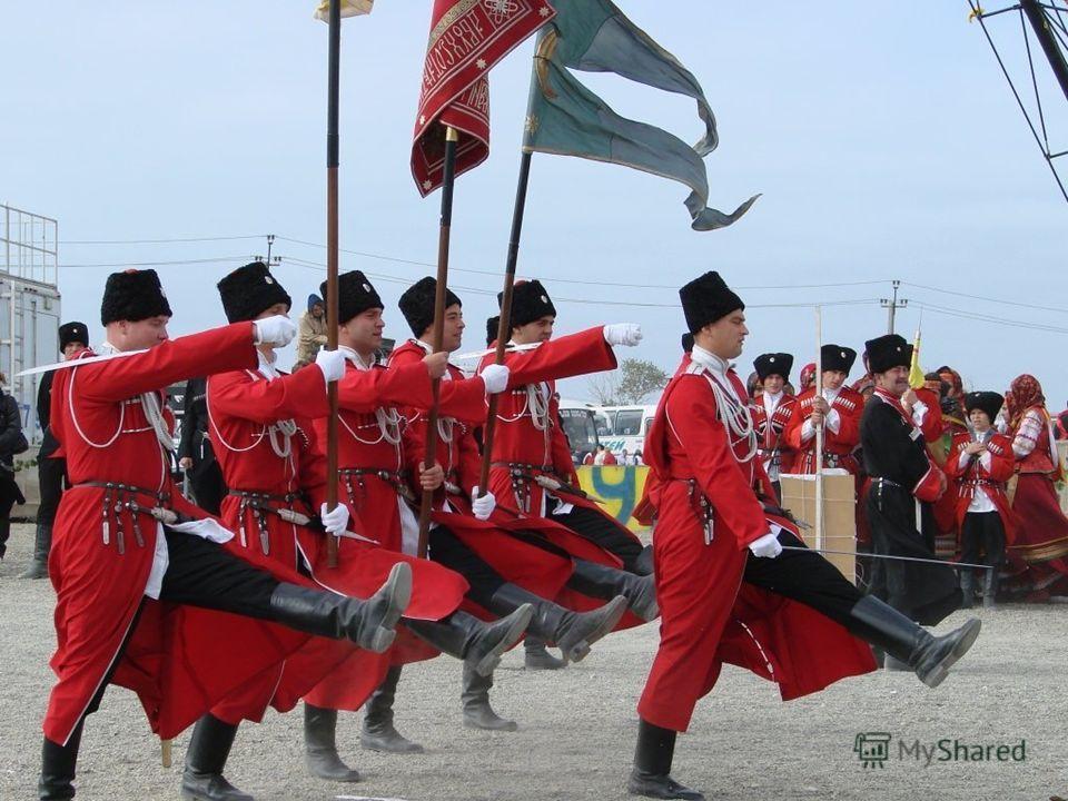 Казаки- служилое войско.