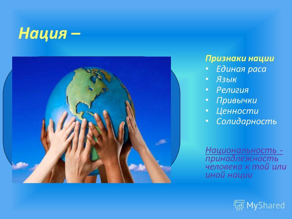Развитие межнациональных отношений в России Россия является многонациональной страной: русские - 39,8%, другие национальности – 19,2% ( татары – 20%, украинцы- 10.6%, башкиры – 6%, чуваши – 5,9% и др.) Особенностями развития современных взаимоотношен