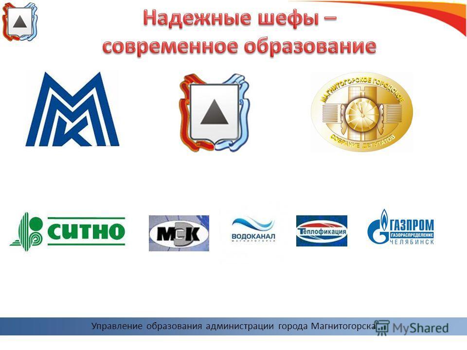 Управление образования администрации города Магнитогорска