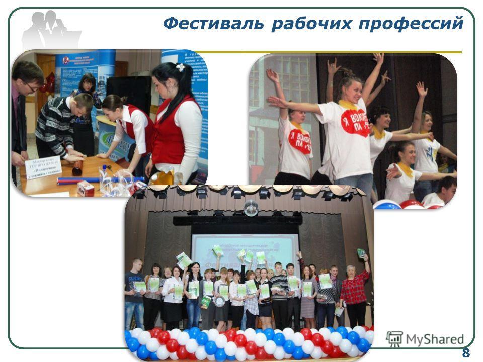 Фестиваль рабочих профессий 8