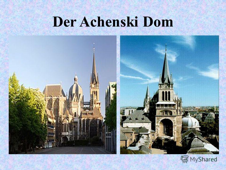 Der Achenski Dom