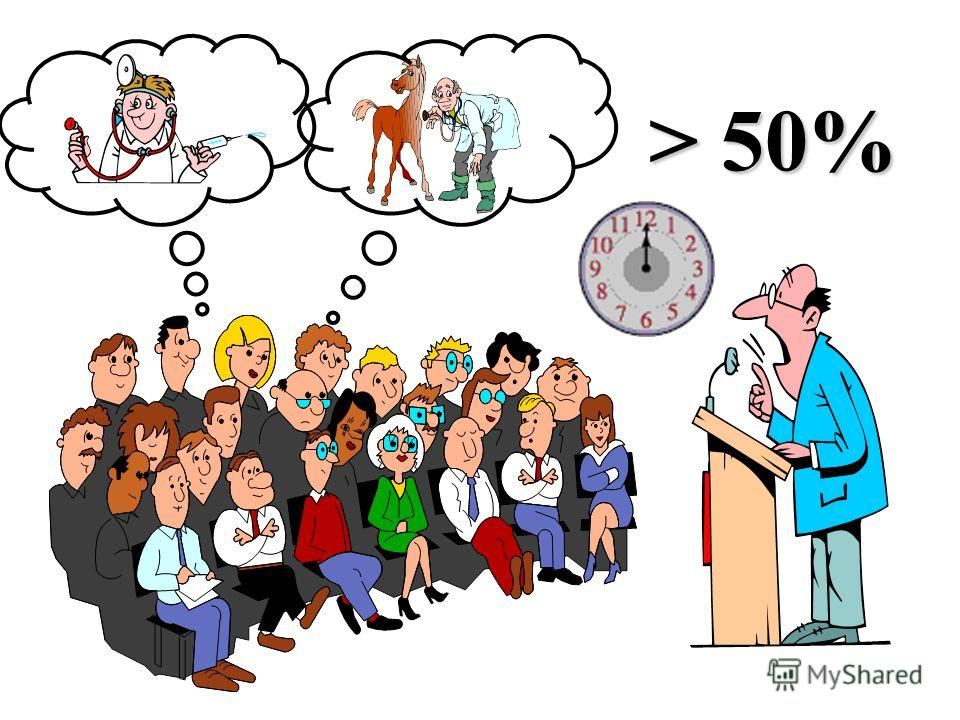 > 50%