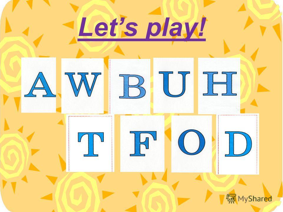 THE ABC SONG A B C D E F G H I J K L M N O P Q R S T U V W X Y Z Oh, well, you see, This is the English ABC.