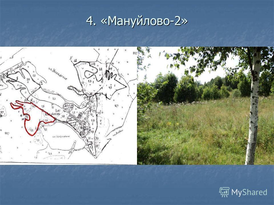 4. «Мануйлово-2»