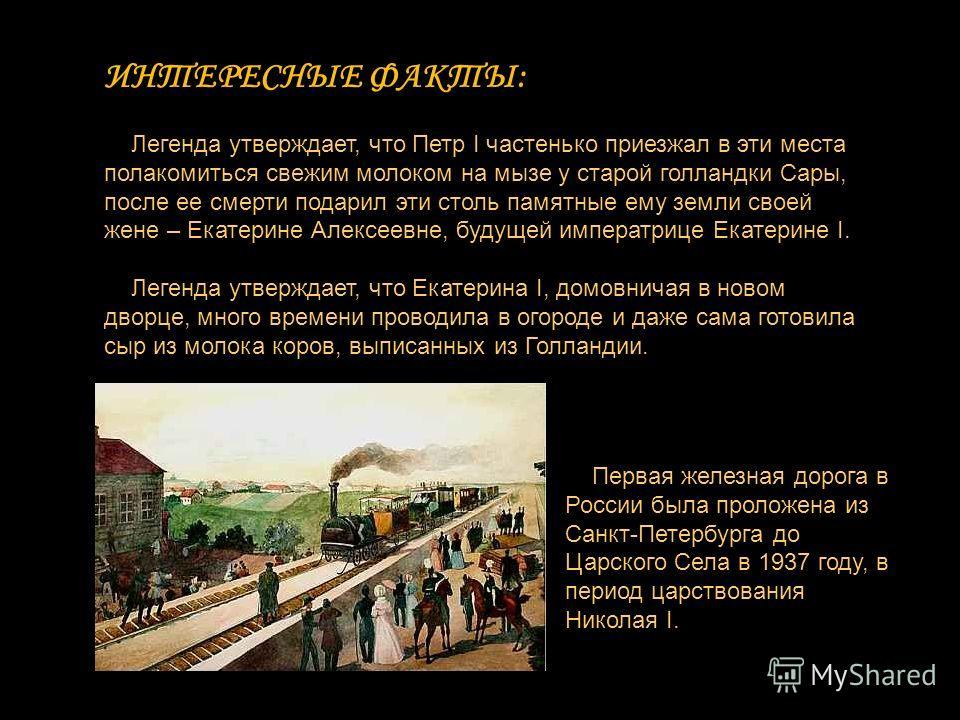 В это время строится новый Александровский дворец, расширяется Большой (Екатерининский) дворец увеличенный пристройками Агатовых комнат, Камероновой галереи, Великокняжеского корпуса, надстройкой Церковного корпуса. При Павле I все неоконченные постр
