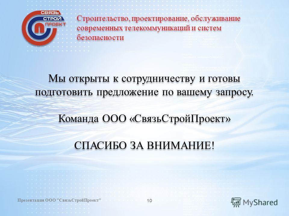 Презентация ООО