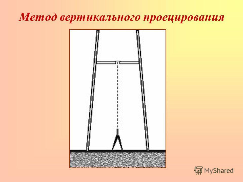 Метод вертикального проецирования