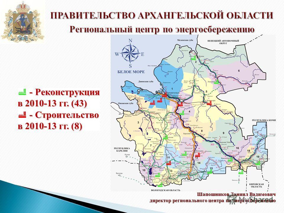 Шапошников Даниил Вадимович директор регионального центра по энергосбережению