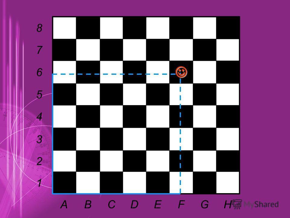 ABCDEFGH 8 7 6 5 4 3 2 1