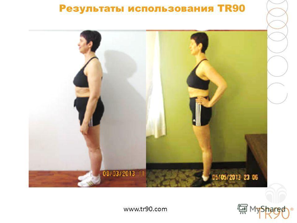 www.tr90. com Результаты использования TR90