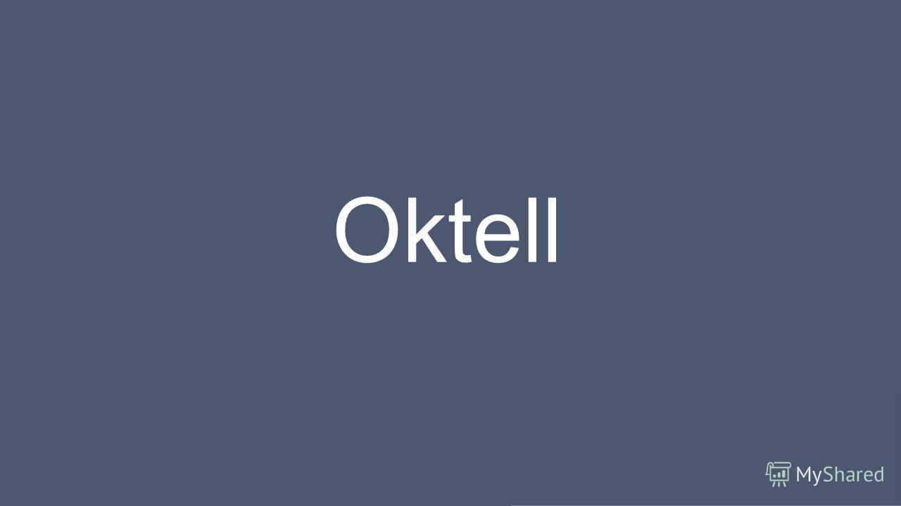 S.M.A.R.T. Oktell