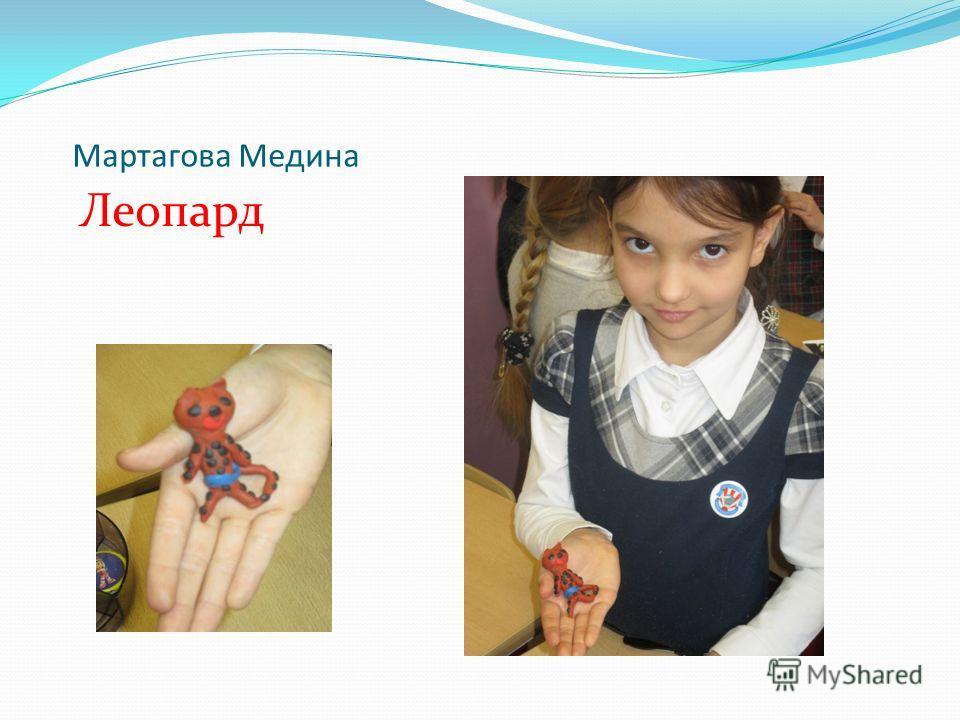 Мартагова Медина Леопард