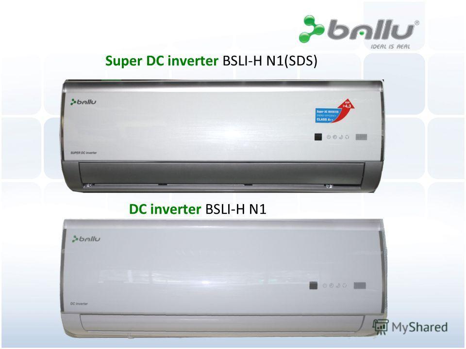 DC inverter BSLI-H N1 Super DC inverter BSLI-H N1(SDS)