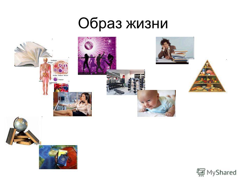Образ жизни