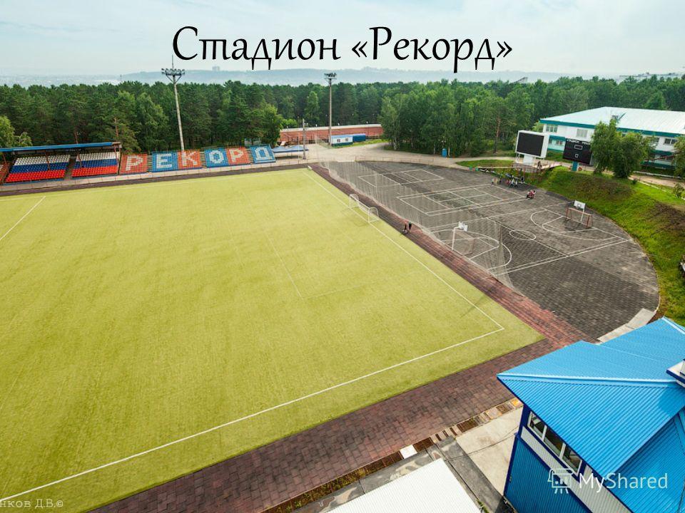 Стадион «Рекорд»
