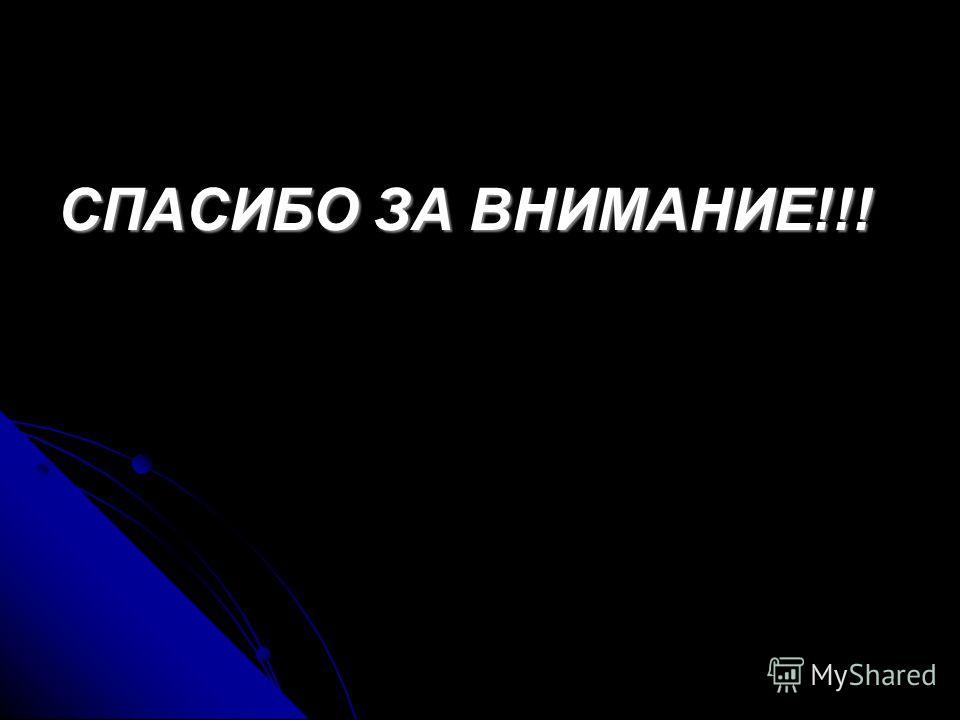 CПАСИБО ЗА ВНИМАНИЕ!!!
