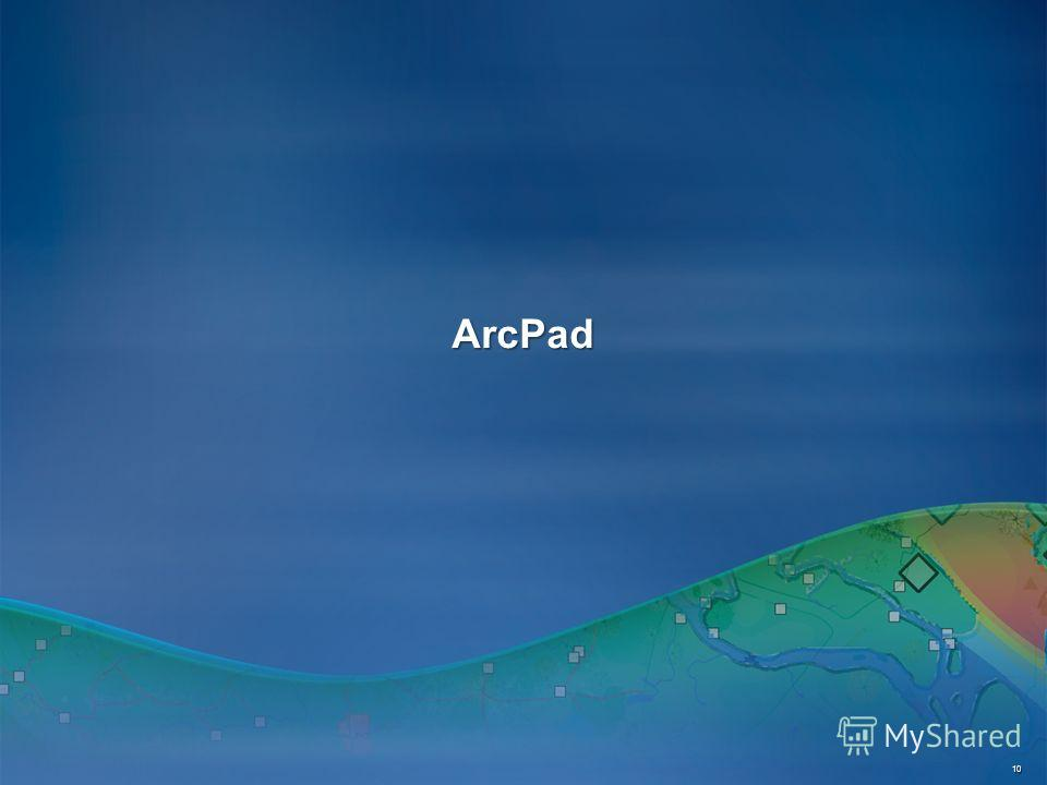 ArcPad 10