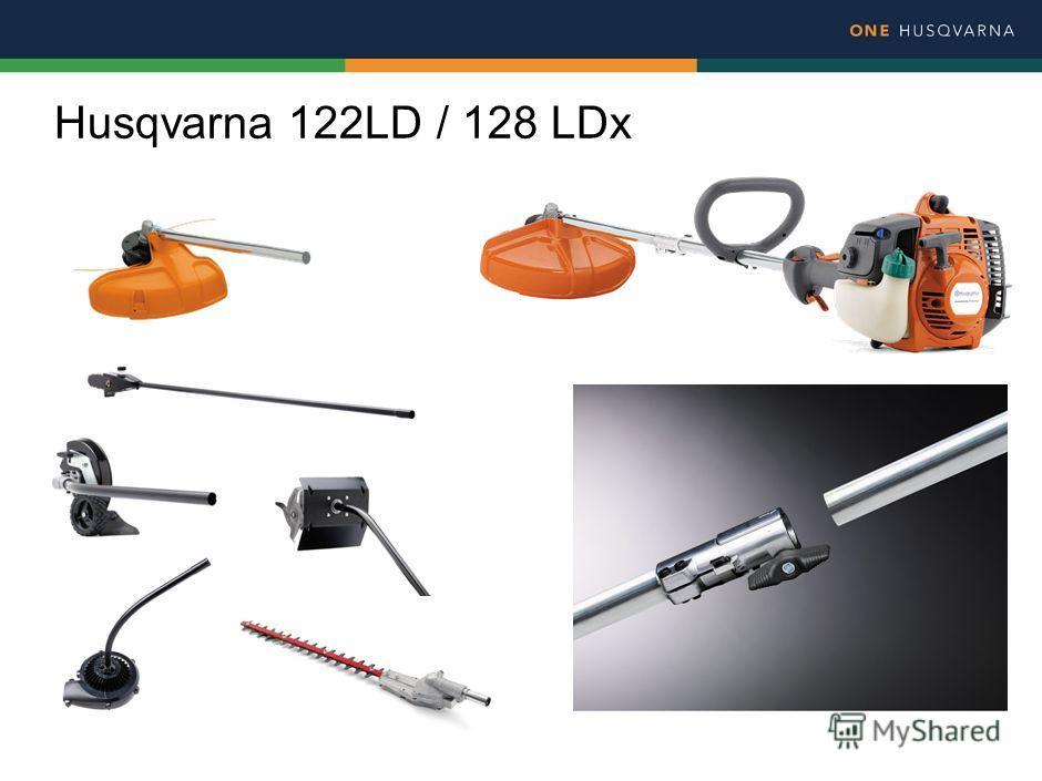 Husqvarna 122LD / 128 LDx