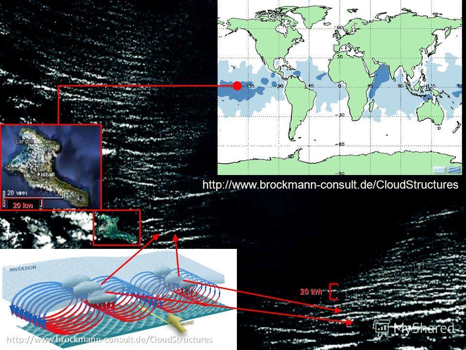 http://www.brockmann-consult.de/CloudStructures http://www.brockmann-consult.de/CloudStructures 20 km
