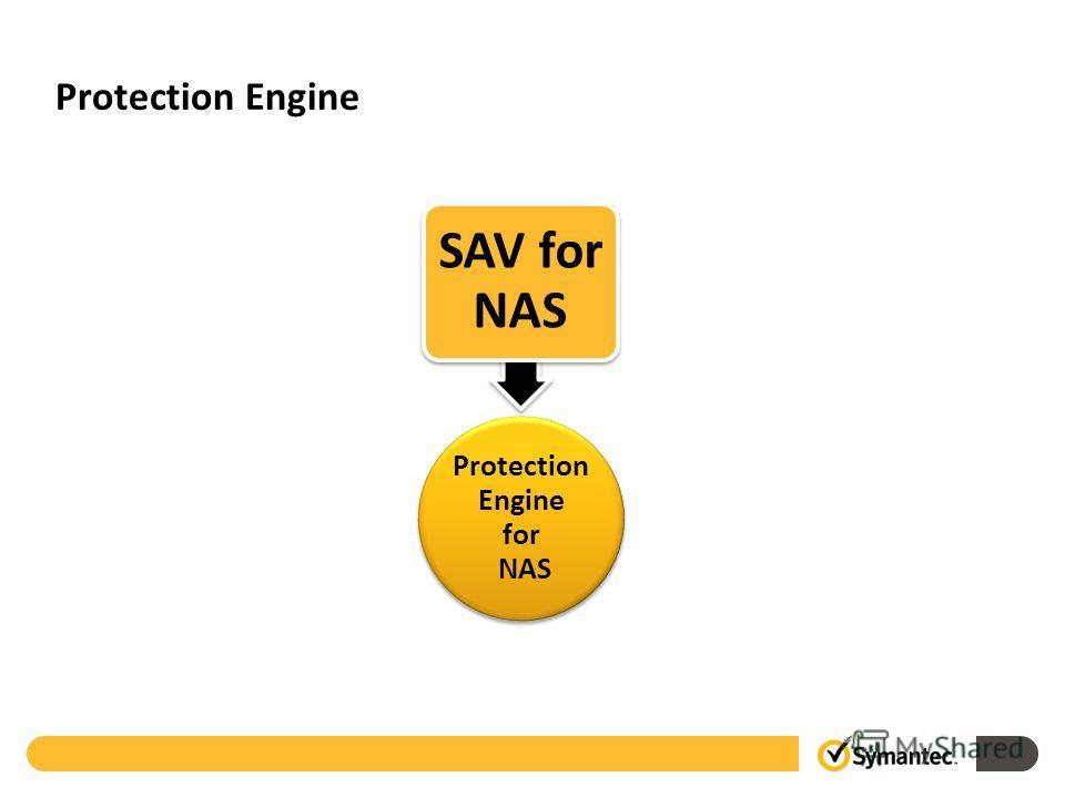 Protection Engine Protection Engine for NAS SAV for NAS