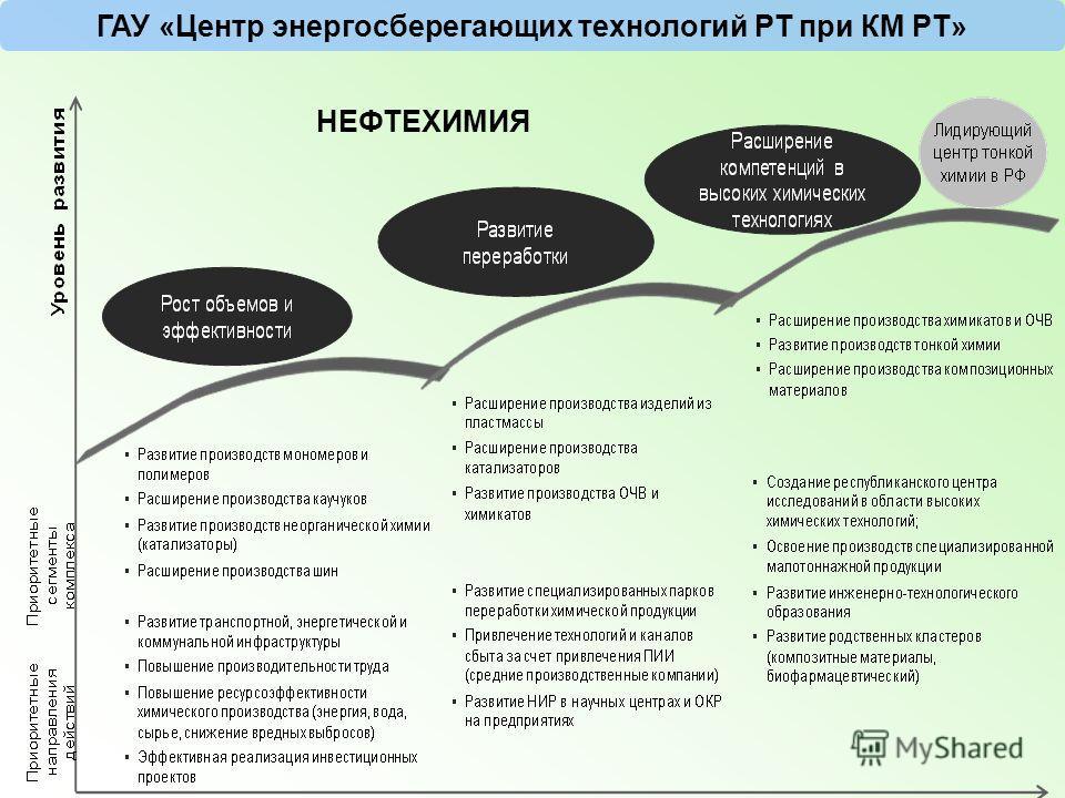 ГАУ «Центр энергосберегающих технологий РТ при КМ РТ» НЕФТЕХИМИЯ