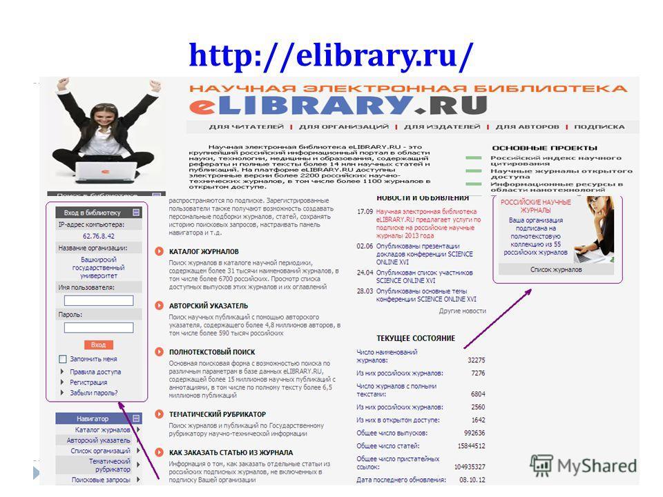 http://elibrary.ru/
