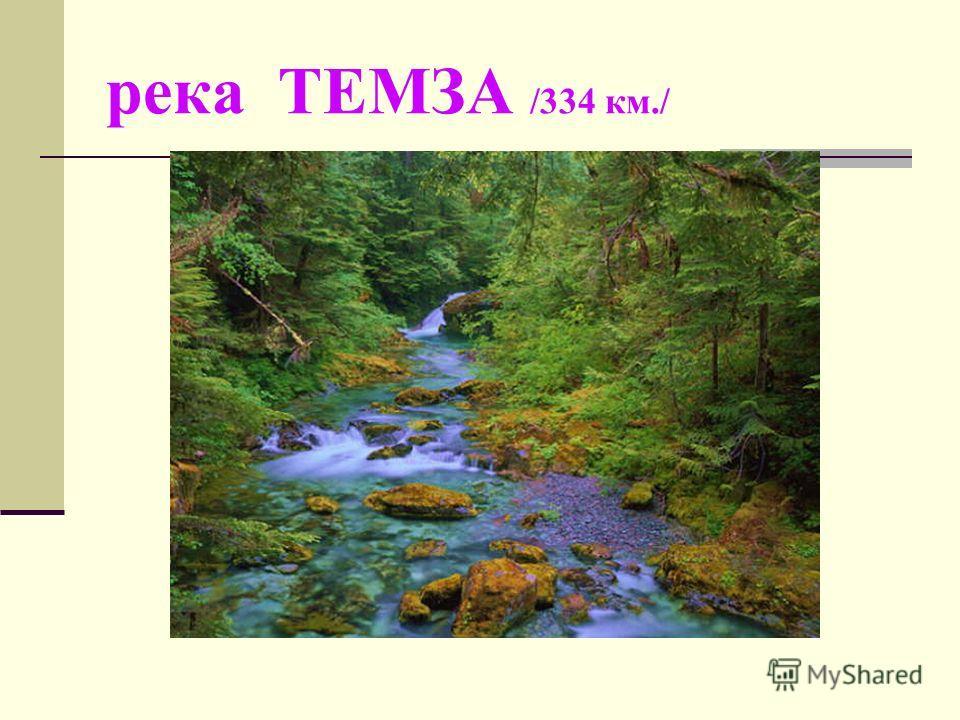 река ТЕМЗА /334 км./
