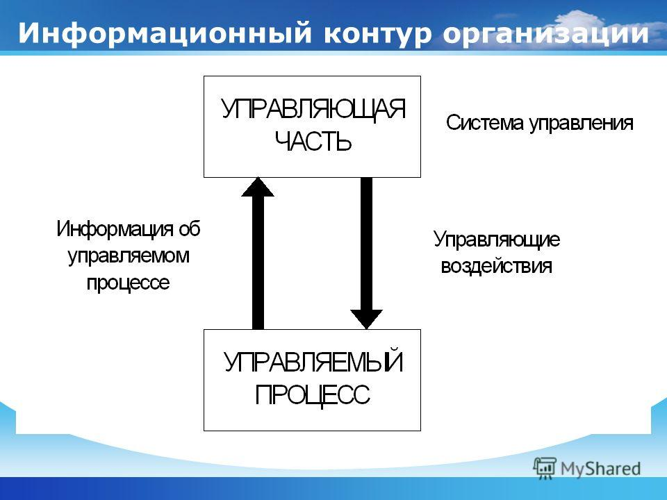 Информационный контур организации