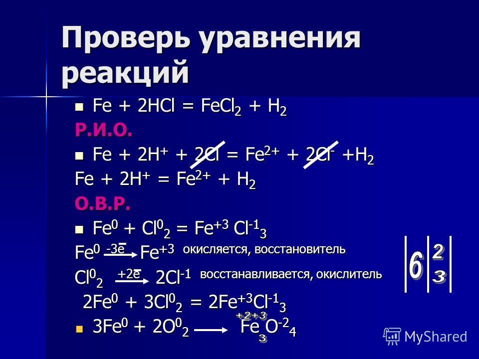 Возможные соединения железа Возможные соединения железа Fe S,Cu, HCl разб H 2 SO 4 р. Cl 2, HNO 3 +2, +3 O 2, H 2 O +2 +3
