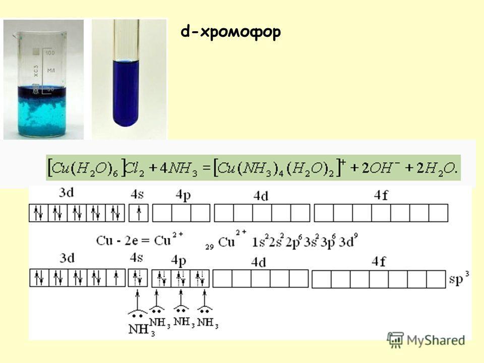 d-хромофор