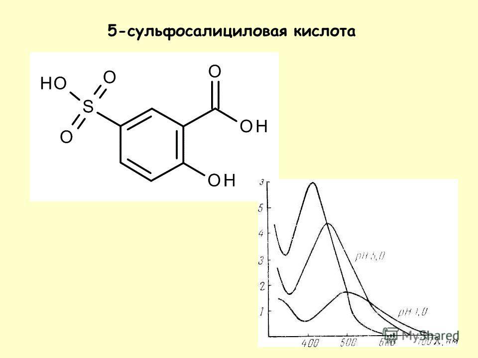 5-сульфосалициловая кислота