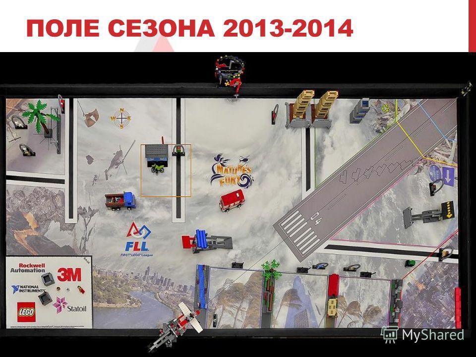 ПОЛЕ СЕЗОНА 2013-2014