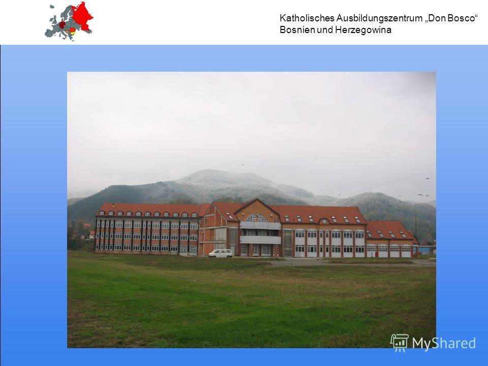 Katholisches Ausbildungszentrum Don Bosco Bosnien und Herzegowina