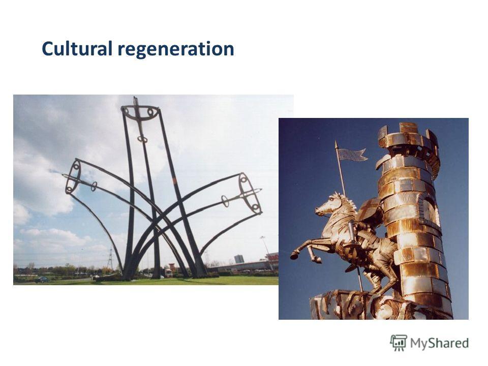 Cultural regeneration
