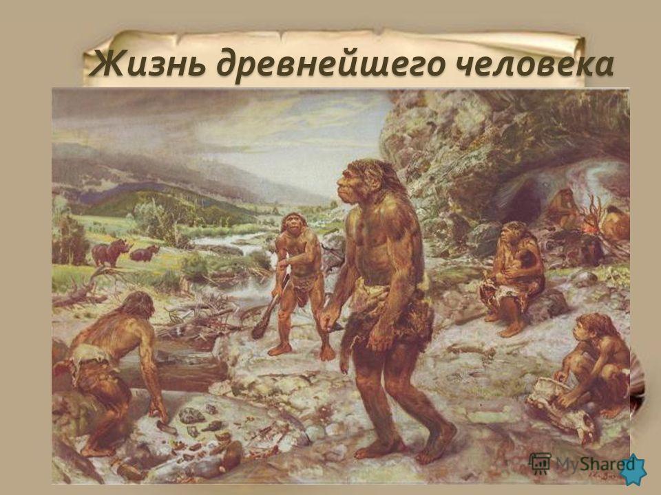 Жизнь древнейшего человека
