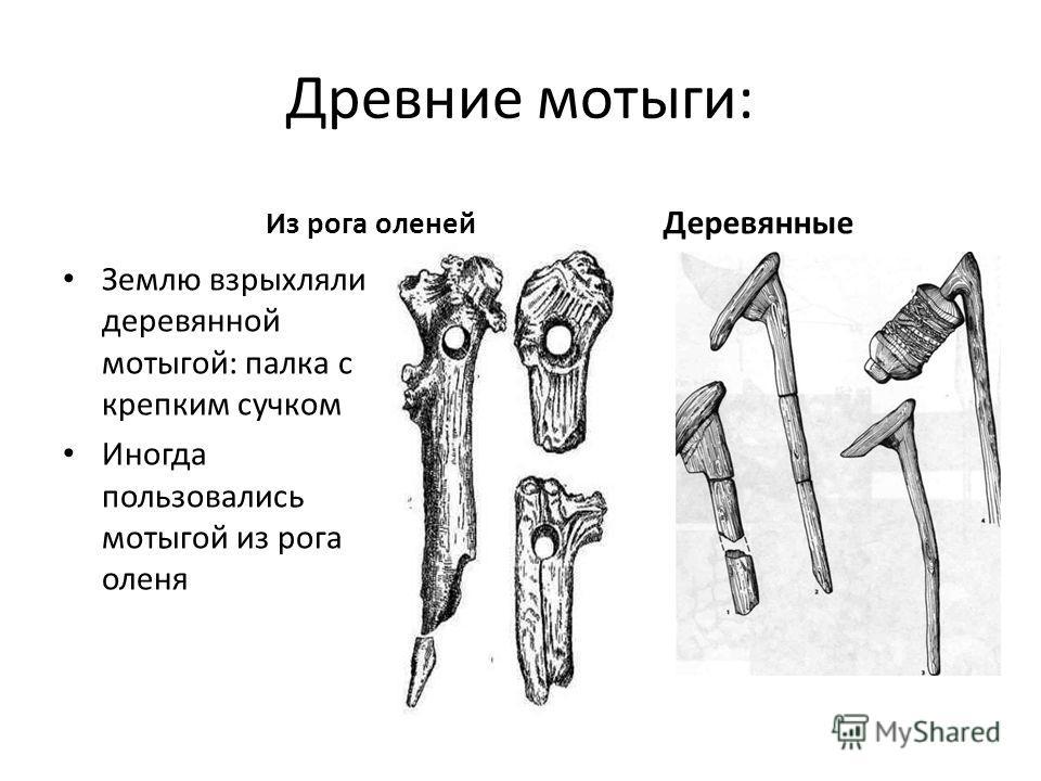 зернотерка древних людей фото