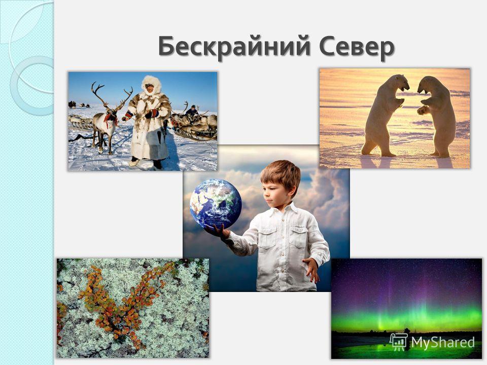 Бескрайний Север