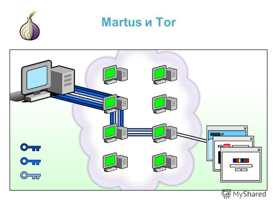 Martus и Tor