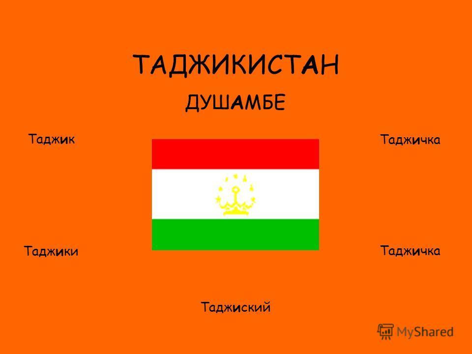 ФЛАГ ТАДЖИКИСТАН ДУШАМБЕ Таджик Таджики Таджичка Таджиский