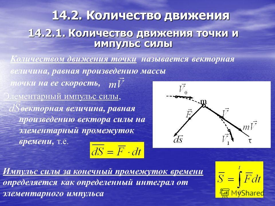Закон сохранения движения центра масс механической системы: 1) т.е. центр масс системы движется с постоянной по модулю и направлению скоростью, т.е. равномерно и прямолинейно. 2), но т.е. проекция скорости центра масс на эту координатную ось не меняе