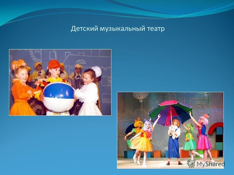 Театр для детей и молодёжи.