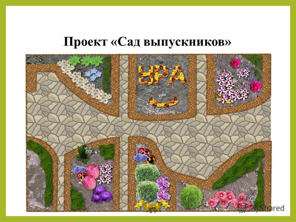 Проект «Сад выпускников»