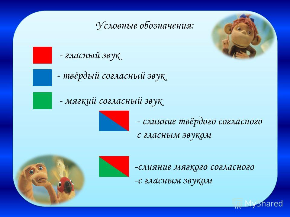 Подбери слово к схеме Игра-тренажёр Обучение грамоте УМК «Школа России»