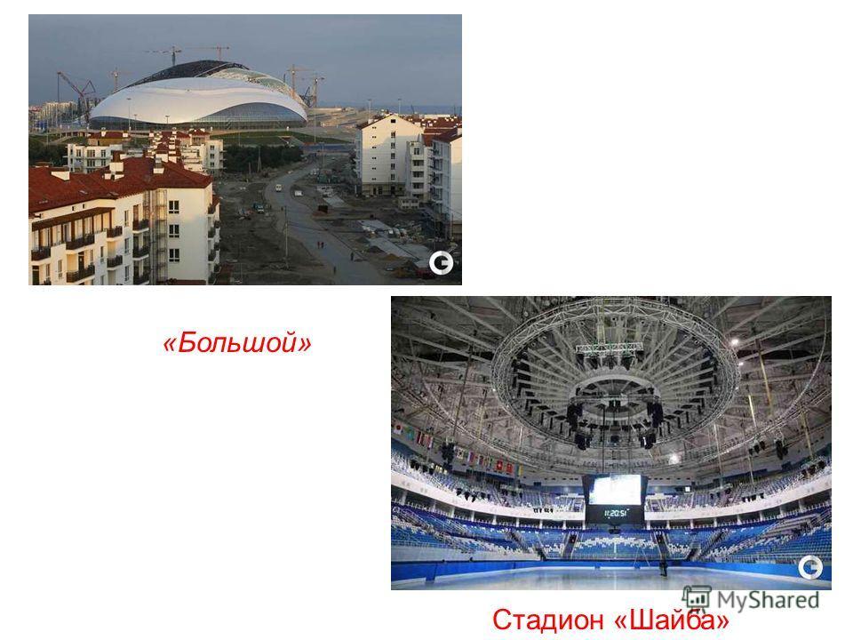 «Большой» Стадион «Шайба»