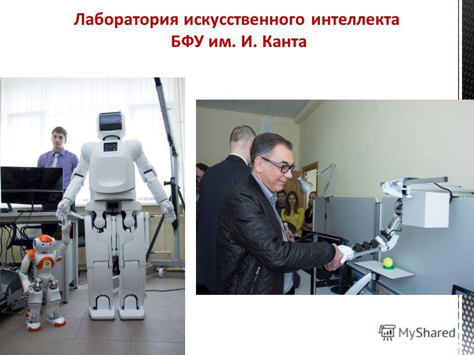 Лаборатория искусственного интеллекта БФУ им. И. Канта