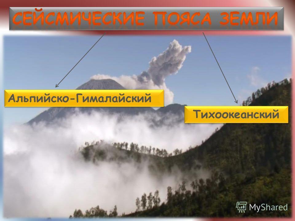 Альпийско-Гималайский Тихоокеанский