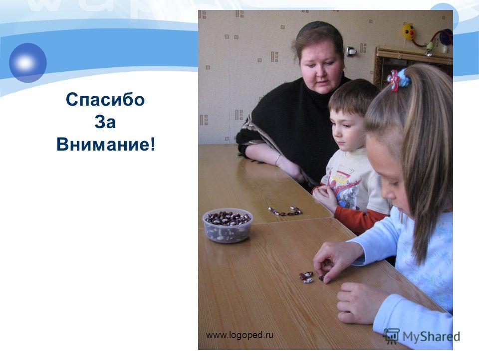 Спасибо За Внимание! www.logoped.ru
