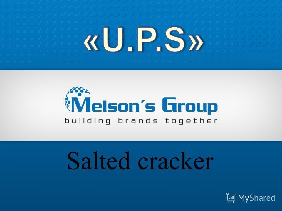 Salted cracker